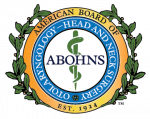 American Board of Otolaryngology Head and Neck Surgery